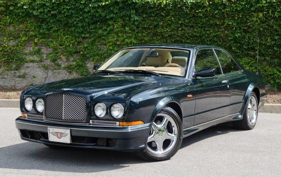 2000 Bentley Continental R:24 car images available