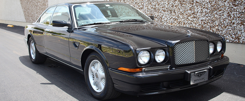 1998 Bentley Continental R:24 car images available