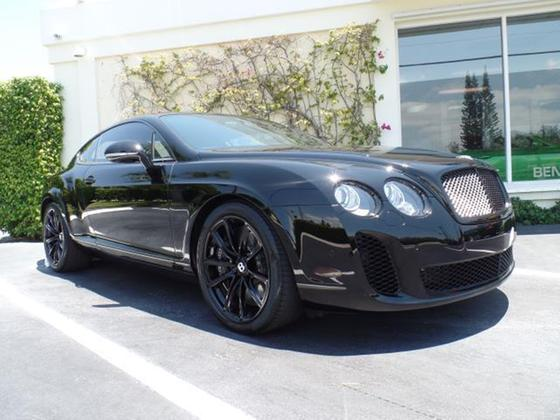 2010 Bentley Continental Supersports:12 car images available