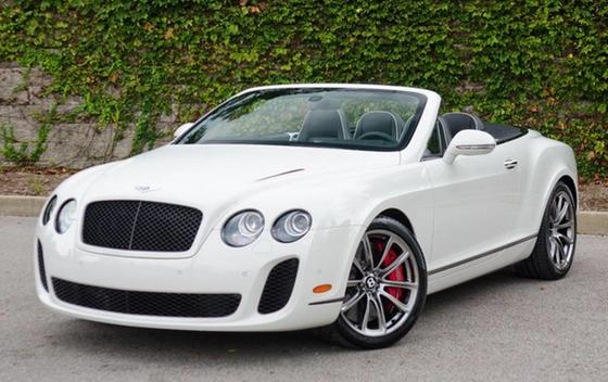 2012 Bentley Continental Supersports:24 car images available