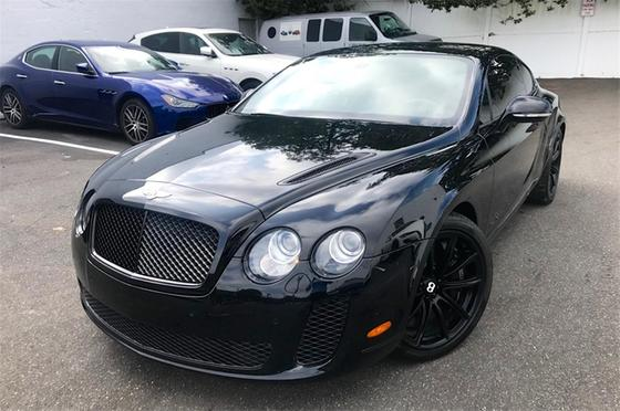 2011 Bentley Continental Supersports:22 car images available