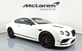 2017 Bentley Continental Supersports:24 car images available