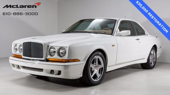 1997 Bentley Continental T:22 car images available