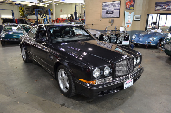 2001 Bentley Continental T:24 car images available