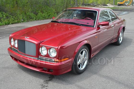 1998 Bentley Continental T:24 car images available