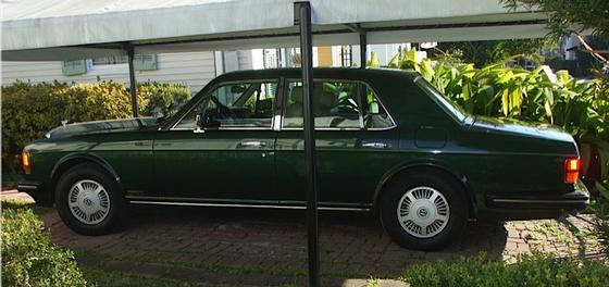 1988 Bentley Eight
