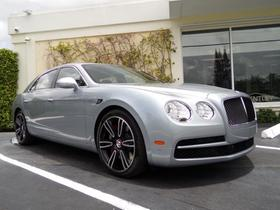 2016 Bentley Flying Spur :12 car images available