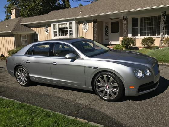 2015 Bentley Flying Spur :12 car images available