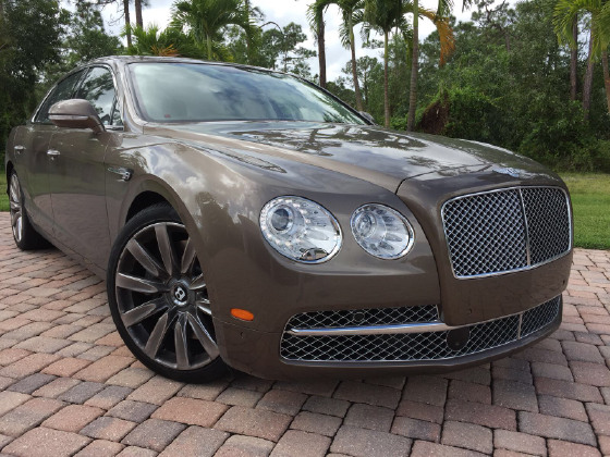 2017 Bentley Flying Spur :16 car images available