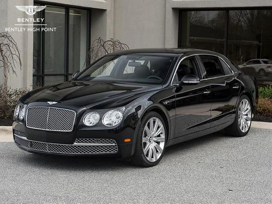 2014 Bentley Flying Spur :19 car images available