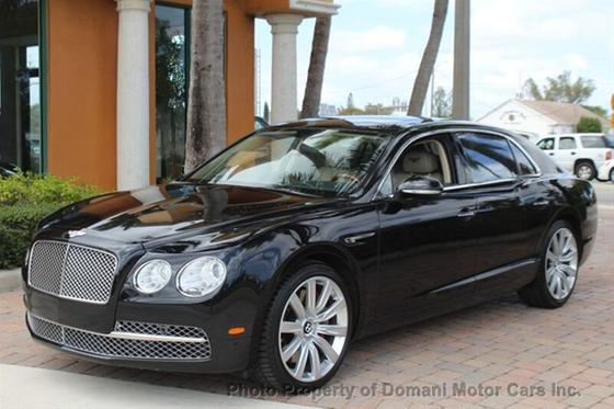 2014 Bentley Flying Spur :23 car images available