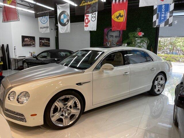 2014 Bentley Flying Spur :13 car images available