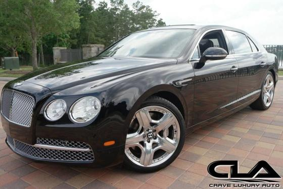 2014 Bentley Flying Spur Mulliner:24 car images available