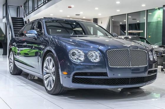 2016 Bentley Flying Spur Mulliner