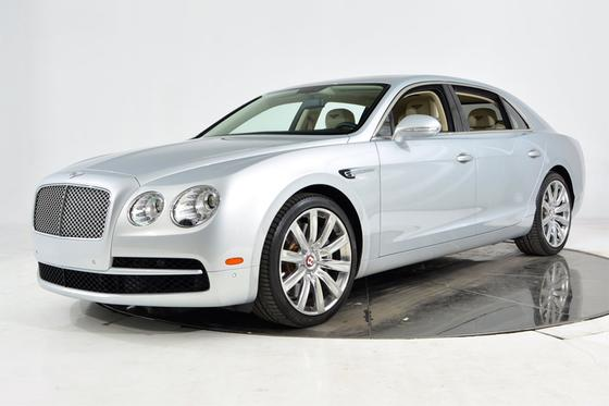 2018 Bentley Flying Spur Mulliner