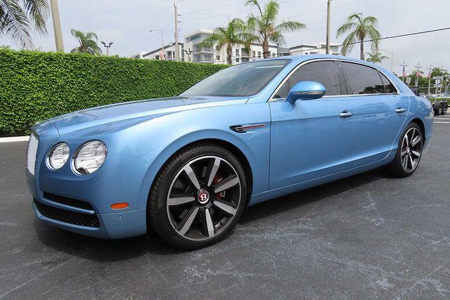 2016 Bentley Flying Spur Mulliner:24 car images available