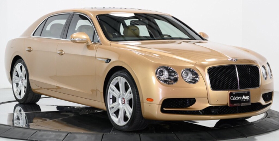 2017 Bentley Flying Spur V8 S:6 car images available