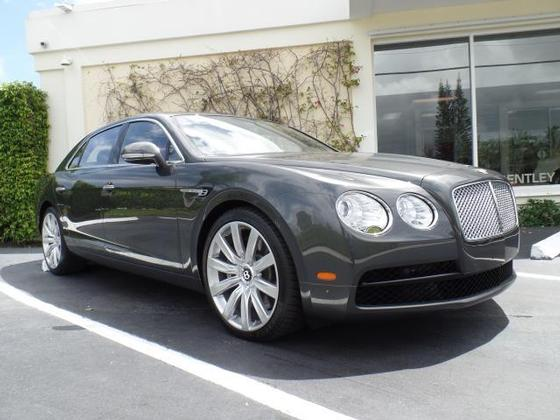 2015 Bentley Flying Spur V8:12 car images available