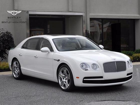 2015 Bentley Flying Spur V8:14 car images available
