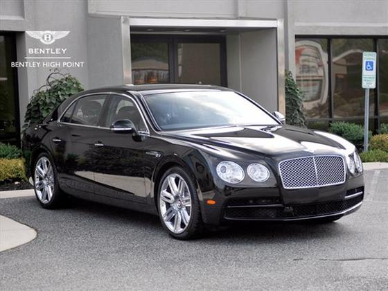 2017 Bentley Flying Spur V8:14 car images available
