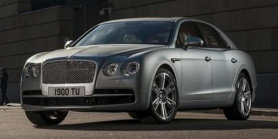 2017 Bentley Flying Spur V8 : Car has generic photo