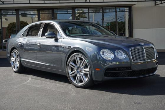 2016 Bentley Flying Spur V8:24 car images available