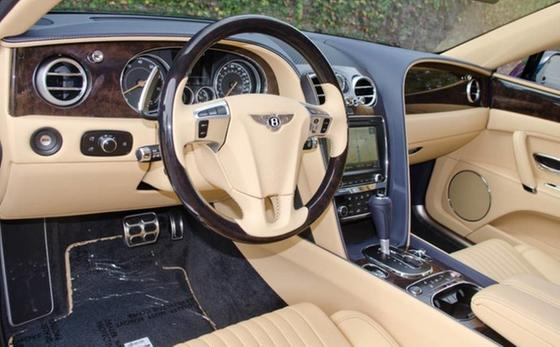 2018 Bentley Flying Spur V8