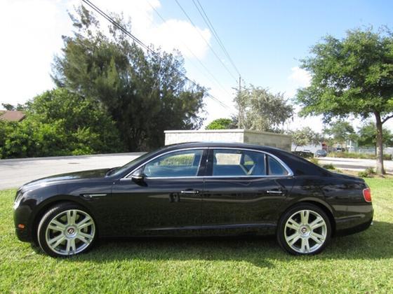 2015 Bentley Flying Spur V8:19 car images available