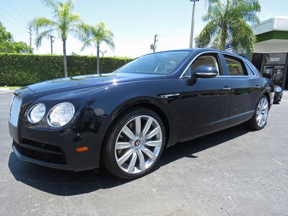 2017 Bentley Flying Spur V8:24 car images available