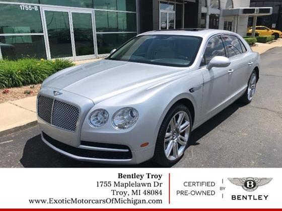 2016 Bentley Flying Spur V8:21 car images available