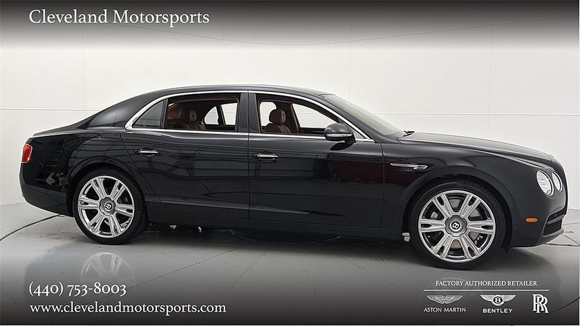 2018 Bentley Flying Spur V8:24 car images available