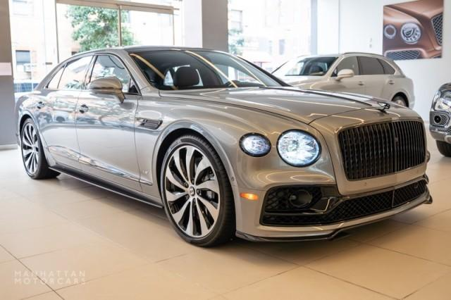 2021 Bentley Flying Spur V8:18 car images available