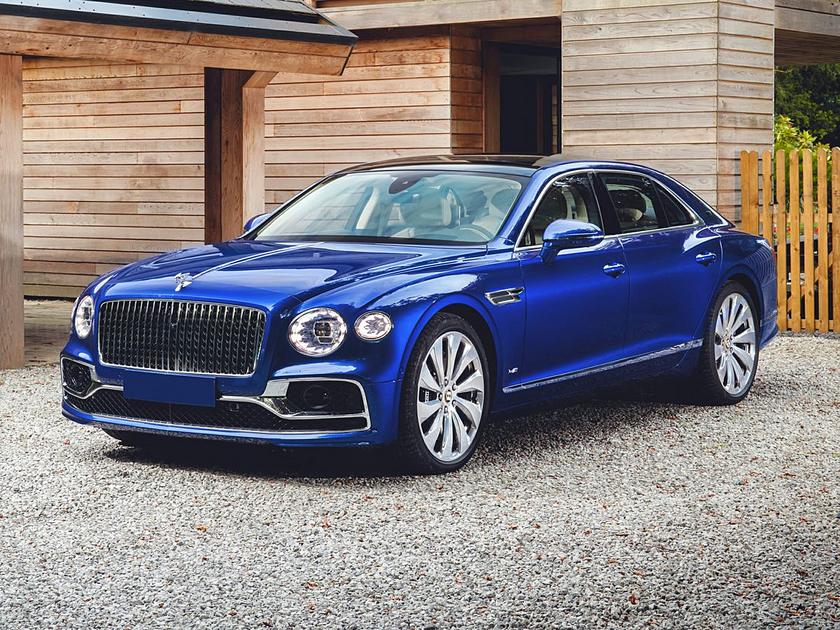 2021 Bentley Flying Spur V8 : Car has generic photo