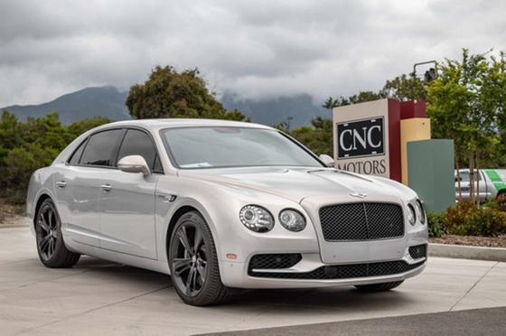 2017 Bentley Flying Spur W12 S:24 car images available
