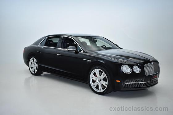 2014 Bentley Flying Spur W12:23 car images available