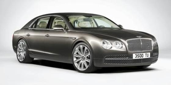 2017 Bentley Flying Spur W12 : Car has generic photo