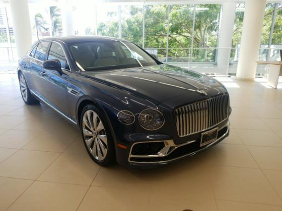 2020 Bentley Flying Spur W12:4 car images available