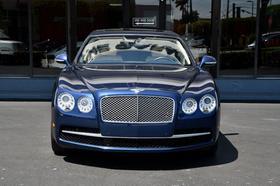 2015 Bentley Flying Spur W12