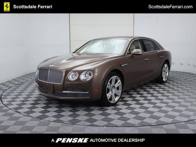 2016 Bentley Flying Spur W12:24 car images available