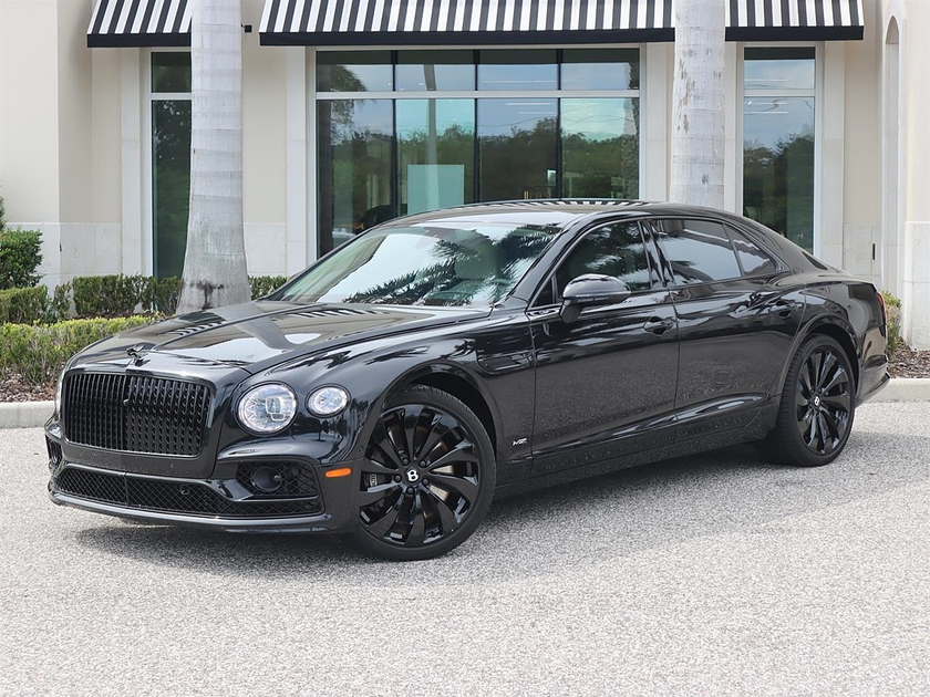 2021 Bentley Flying Spur W12:24 car images available