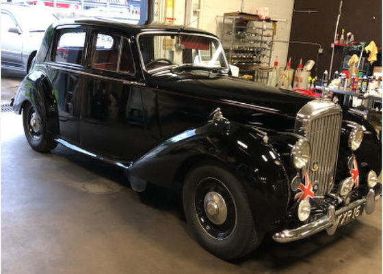 1948 Bentley Mark VI:6 car images available