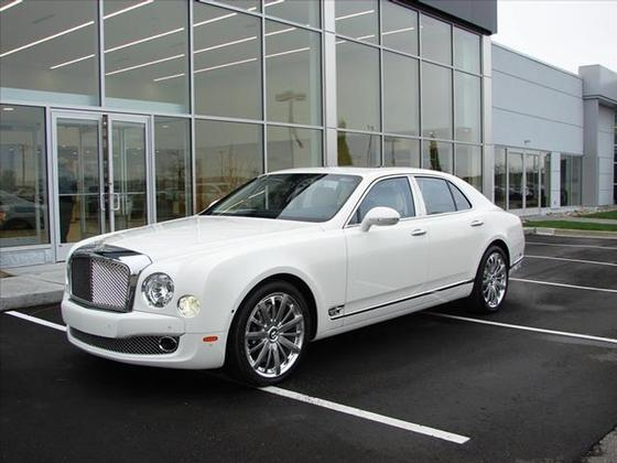 2016 Bentley Mulsanne :21 car images available