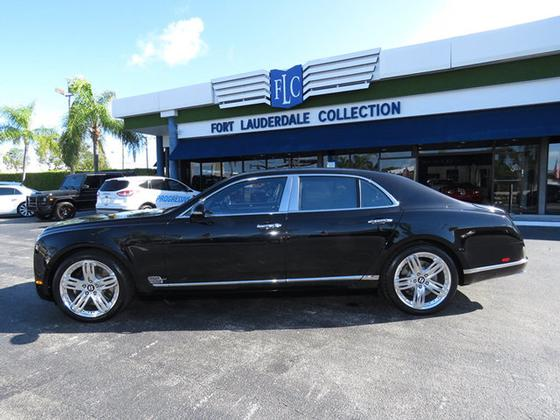 2012 Bentley Mulsanne :24 car images available