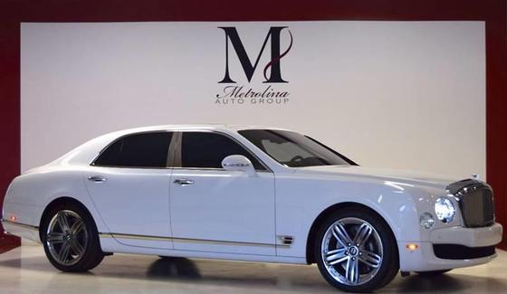 2013 Bentley Mulsanne :19 car images available