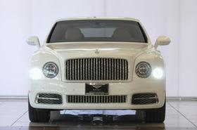 2017 Bentley Mulsanne :24 car images available