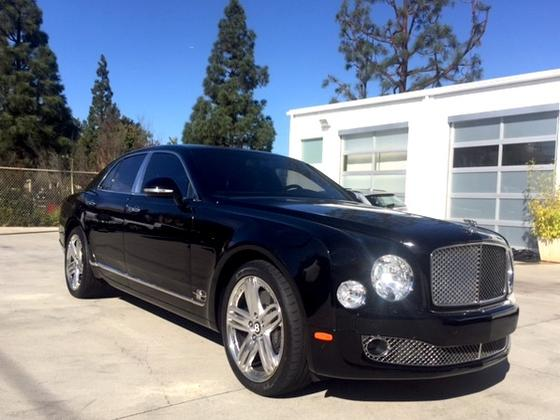 2012 Bentley Mulsanne :15 car images available