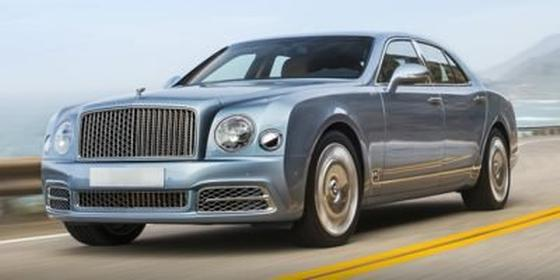 2017 Bentley Mulsanne  : Car has generic photo