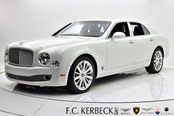 2015 Bentley Mulsanne :24 car images available