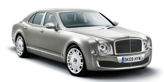 2015 Bentley Mulsanne  : Car has generic photo
