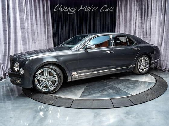 2011 Bentley Mulsanne :24 car images available